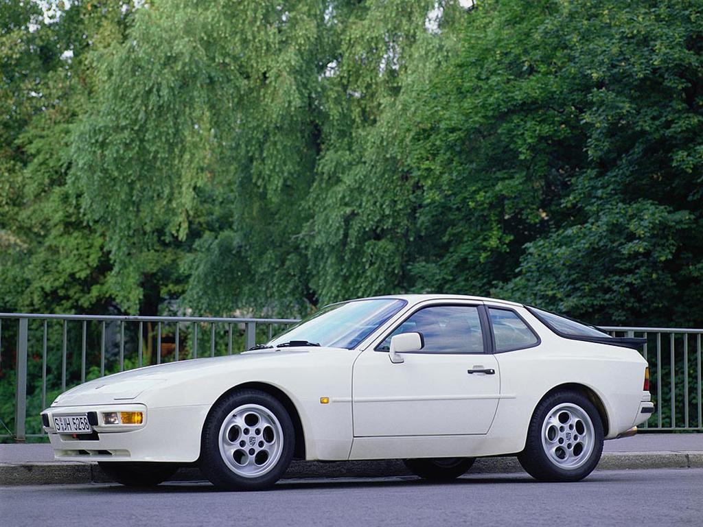 Марка: Porsche Модель: 944 Класс…